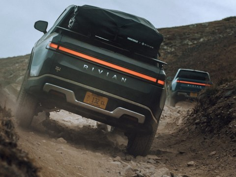 Rivian IPO filing reveals financial losses and 50,000 preorders
