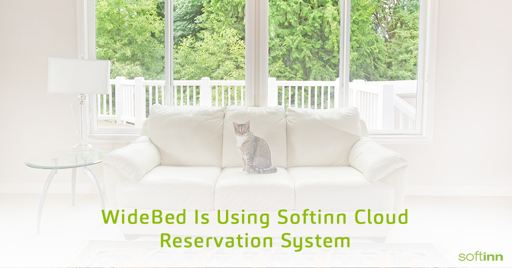 WideBed is using Softinn Cloud Reservation System
