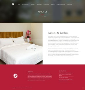 Riaz Hotel - About