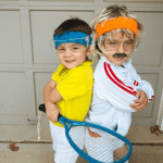 How To Have A Tennis Themed Halloween The Mytennislessons Blog