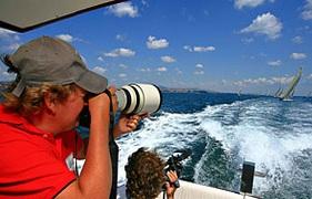 Jacques Vapillon - maritime photographer and sailor teams up with MaxSea