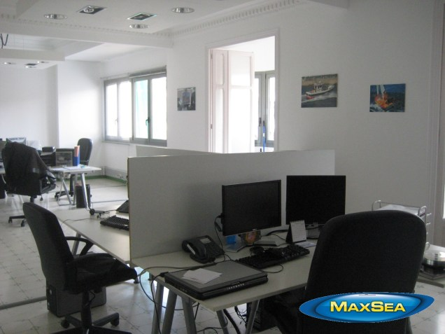 MaxSea International - Barcelona office 1