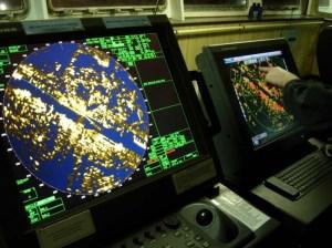 Radar Overlay - Furuno FAR 2xx7 series Radar and MaxSea TimeZero