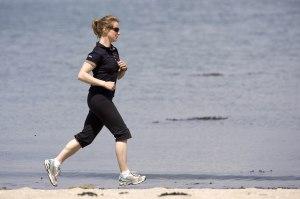 Isabelle Joschke's preparation diaries - running
