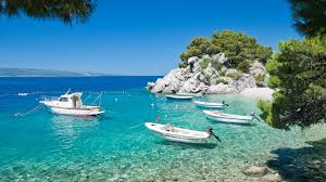 Sailing in the Mediterranean
