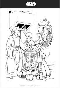 Star Wars Ausmalbilder Kostenlose Malvorlagen MyToys Blog