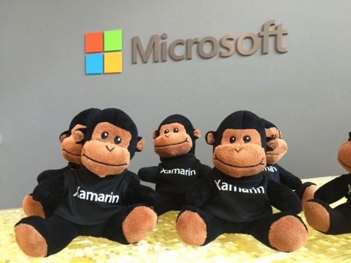 Xamarin monkeys