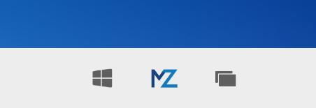 Application pinned on Windows 10X