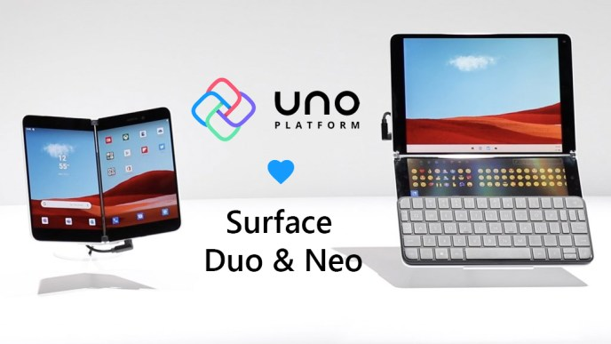 Uno 💙 Surface