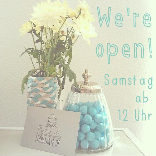 We're open! KTVlenzen 2013