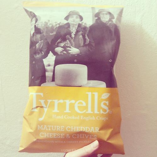 Tyrrells