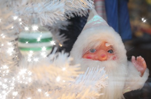 Weihnachten im Schaufenster