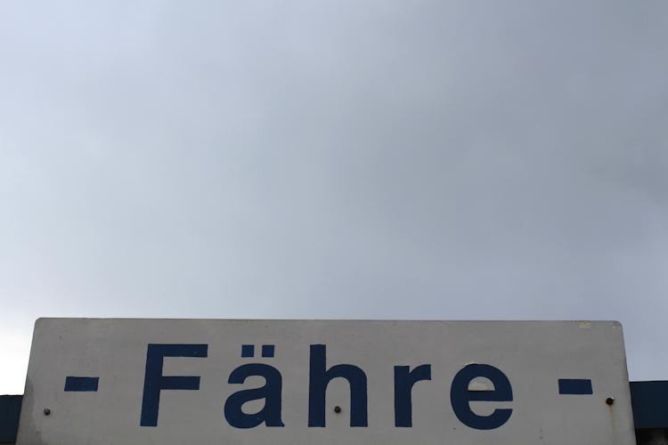 Fähre Gehlsdorf