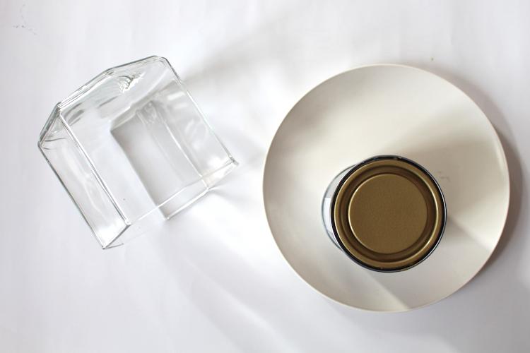 DIY dip drip vase