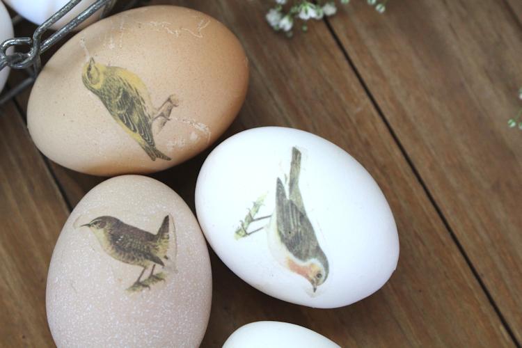 tattoed easter eggs