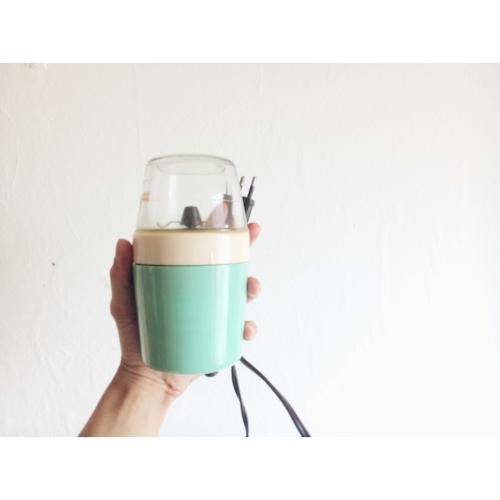 DDR Kaffeemühle Pirouette