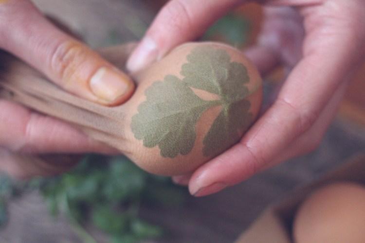 Ostereier färben mit Naturmaterialien (5)