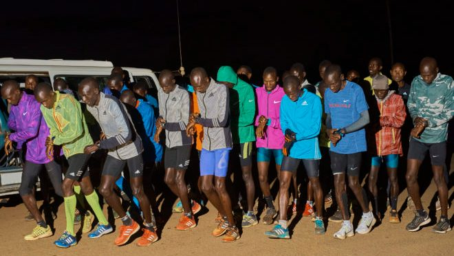 The Nike Two-Hour Marathon: Watch Live Coverage of Race Here