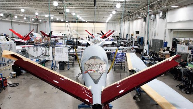 Inside the Factory Building the World's Smallest, Cheapest Private Jet