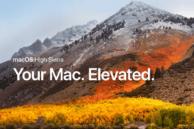 Apple Seeds macOS High Sierra 10.13.1 Beta 3 to Developers