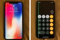 Some iPhone X Owners Experiencing a Green Line on the Display