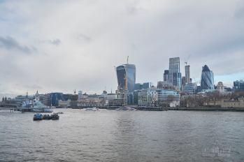 La City, au coeur de Londres