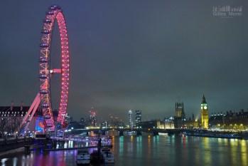 London Eye et Big Ben