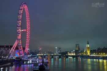 London Eye et Big Ben