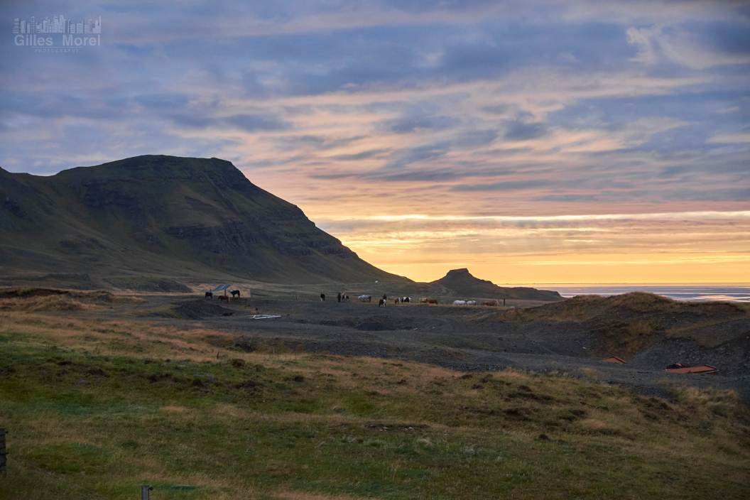 De retour vers Reykjavik
