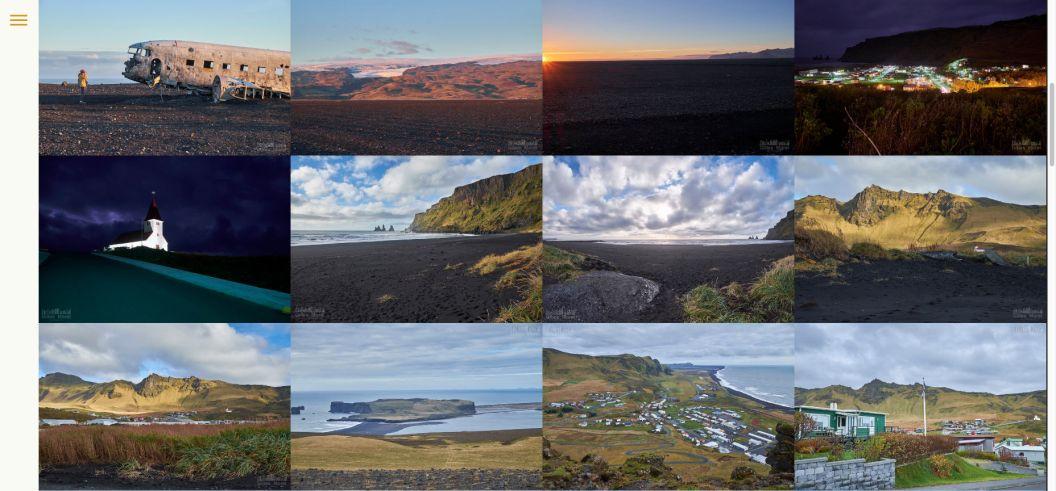 Islande 2016 - Portfolio