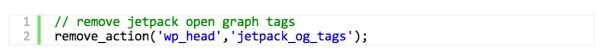 How to disable Jetpack open graph tags  Ante Sarkkinen