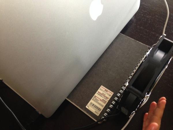 USBファン