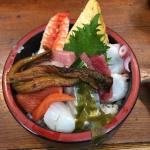 おいしい海鮮丼が武蔵藤沢で食べれるお店「菊乃」