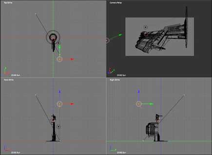 #SL Mesh Design Blender 2.57b