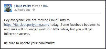Cloud Party vs Second Life | Nalates' Things & StuffNalates