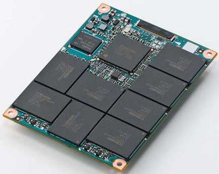 Inside a Solid State Drive