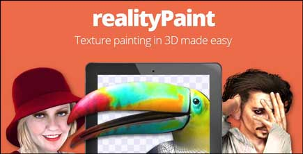 realityPaint Site