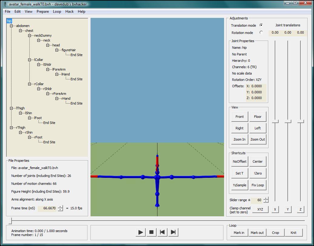 Resetting the Origin of an Armature in Blender | Nalates
