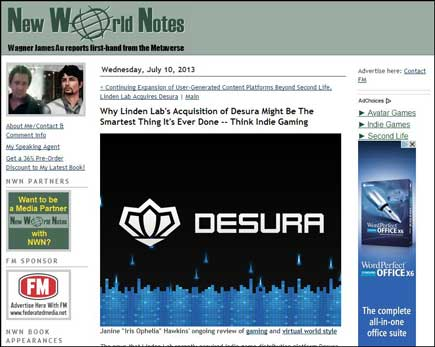 NWN's Iris on Desura and Linden Lab