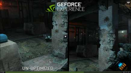 nVidia Optimization