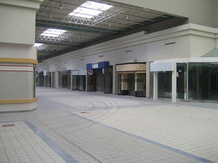 Empty Malls? - Image by: Lost Tulsa via Flickr