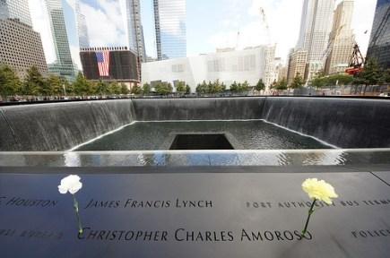 9-11 Memorial - Image by Niels Mickers - Flickr
