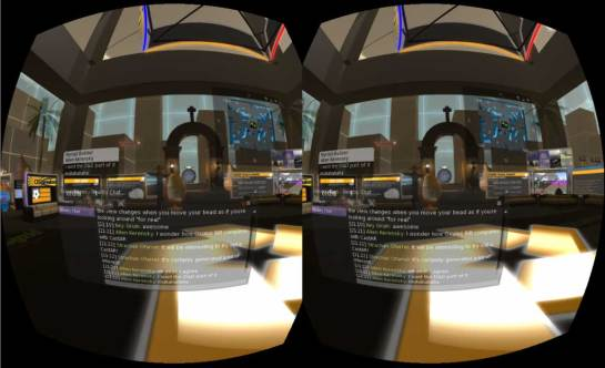 CtrlAltStudio Adds Interface for Oculus