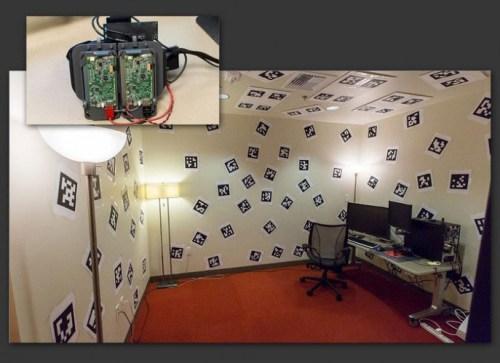 Valve's VR Room