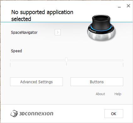 SpaceNavigator NOT working (v10)