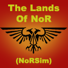 Land Of NoR Sim Logo