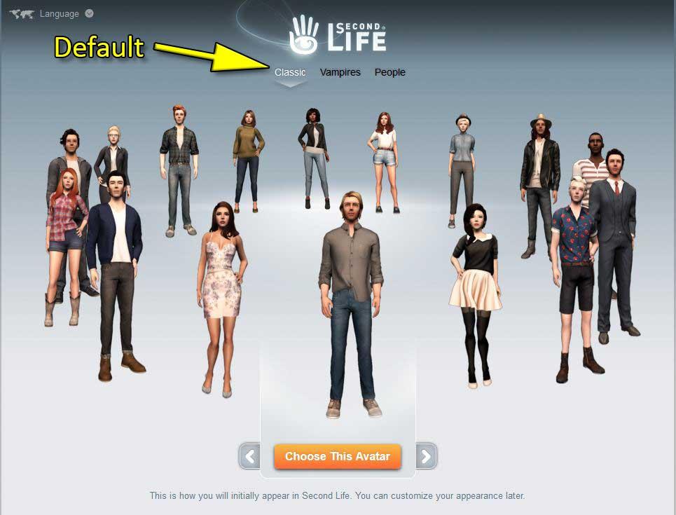 Second Life Has New Avatars? | Nalates' Things