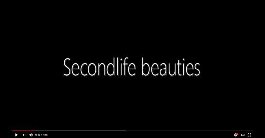 Second Life Beauties