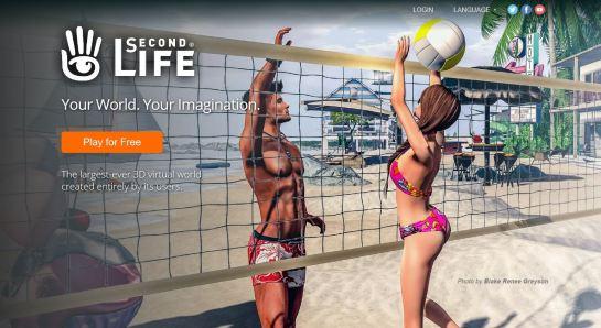 Second Life Promo Art - 2016