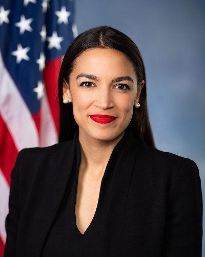 Alexandria_Ocasio-Cortez - US Representative NY - D